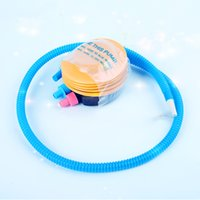 bellows pumps - yoga ball pump Swimming Ring Yoga Ball Mattress Inflatable Toy Foot Bellow Air Pump Body building Tool