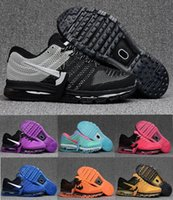 best massaging cushion - Hot Sale Max Running Shoes Men Women Cushion Outdoor Best Top quality Air Running Sports Sneakers Size