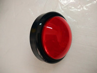 Durable Nylon arcade button switch - 1x diameter circle convex push button led V illuminated micro switch for Arcade machines and others games parts