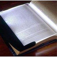 Чтение панели Цены-Горячая Свет книги Клин Чтение Night Light группы Led лампа свет панели Клин Мягкая обложка СИД Хрестоматия Свет Нет больно для глаз