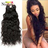 beach hair products - Queens Hair Products Peruvian Water Wave Virgin Hair Beach Ocean Wave Puruvian Hair Bundles Natural Curls Freetress Water Wave