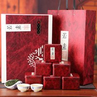 Wholesale 2016 autumn tea anxi tieguanyin gift boxes of luzhou flavor Alpine orchid sweet scent bulk new g everyone likes tea
