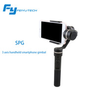 Wholesale New Arrival FeiyuTech newest version smartphone stabilizer gimbal SPG for Phone and Gopro5 series or related size action cams