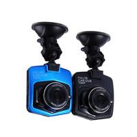 Wholesale 2017 Newest Mini Car DVR Camera GT300 Camcorder P Full HD Video Registrator Parking Recorder G sensor Dash Cam