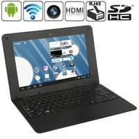 android pc tablet netbook - inch Android Netbook PC Tablet PC RAM GB ROM GB RJ45 HDMI