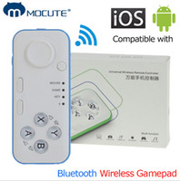 MOCUTE 039 Wireless Gamepad Joystick controlador de juegos Bluetooth para Iphone y Android Tablet PC Tablet PC y VR 3D Gafas