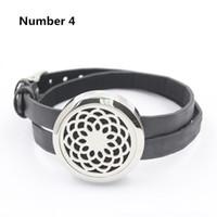 Cheap Charm Bracelets locket bracele Best South American Unisex aromatherapy locket bracelet