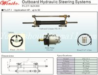 Wholesale Hydraulic steering system for HP