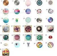 Wholesale 288 Designs PopSockets Expanding Stand and Grip Phone Holder Pop Sockets Bracket Mount for Iphone plus Samsung S7 Tablet Ipad