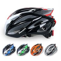 Wholesale Bicycle riding helmet road bicycle super light integral forming safety helmet riding equipment men and women