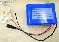 Wholesale 12V Ah Battery V Battery Pack Makes With mAh C Rechargeable Battery For LED Light Digital Power Emergency Hot Sale