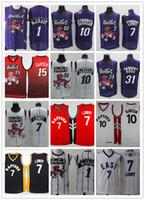 Wholesale Newest DeMar DeRozan Kyle Lowry Throwback Jersey Basketball Jersey Terrence Ross Anthony Bennett Shirt Tracy McGrady