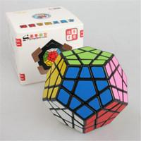 Magic Cube ShengShou Megaminx Speed Cube Puzzles Juego Aprendizaje Educación Juguetes Niños Regalo Niños Inteligencia Tren DHL