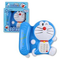 Wholesale New cartoon tinkle cat music phone children s educational early education musical instruments to spread the toy boxed