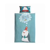 animate pillowcase - The modern home decoration American animated cartoon printed pillowcase bedding bag bedding Christmas material cotton polyester