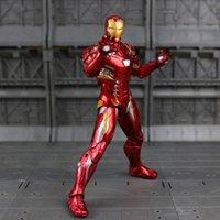 Wholesale Marvel Captain America Civil War Iron Man Action Figure Toy Doll Avenger Legends
