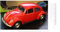 Wholesale Retro classic car models beetle car accessories perfume luxury furnishing articles female car perfume High quality model