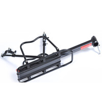 Wholesale Bicycle Rear Rack Carry Carrier Holder Seatpost Mount Portable QuickAdjustable Universal Bike Quick Release
