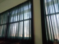 Wholesale window curtain conciseness