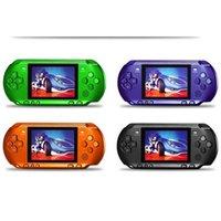 3.2inch enfants écran coloré classique de poche numérique console de jeu vidéo PSP pour les enfants