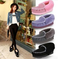best boot brands for women - Winter Plush Snow Boots Australia Brand Design Women Ankle Boots For Women Fashion Winter Wool Shoes Best Christmas Gifts