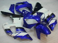 Body Kits YZFR1 1999 carrosserie pour YAMAHA YZFR1 98 Blue White ABS Carénage YZF R1 1998 1998 - 1999