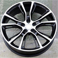 Wholesale LY66335 Jeep series models of aluminum alloy rims is for SUV car sports Car Rims modified inch inch inch inch inch