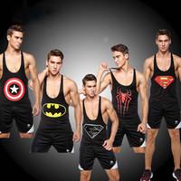 army green tank top men - bodybuilding clothing vest and fitness men spiderman superhero lycra undershirt tank tops tops golds men undershirt world of tanks