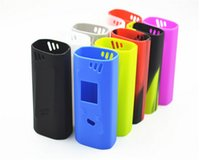 Wholesale Alien smok case Colorful Rubber Sleeve Protective Cover Skin For SmokTech Alien TC Box Mod Kit Vape alien smok case rubber