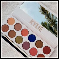 Wholesale 100 High Quality Kylie Cosmetics The Royal Peach Kyshadow Palette Preorder colors eyeshadow
