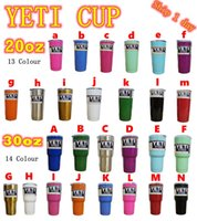 best briefs - The best quality NEW oz oz YETI Tumbler Rambler Cups Large Capacity Stainless Steel Tumbler Mugs Cooler cup
