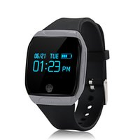 Wholesale Makibes E07S Swimming Monitor Bluetooth Smart Sports Wristband IP67 Waterproof Fitness Tracker Smartband for IOS Android