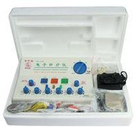 Wholesale Electronic acupuncture treatment instrument nerve and muscule stimulator electroacupuncture instrument tens ems machine apparatus k l m