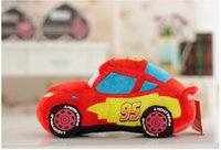 Cheap 5-7 Years Car plush toys Best Unisex Video Games Plush toy car model