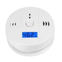 anti coal - Ceiling coal natural gas LPG detector Carbon Monoxide Detectors connect to alarm system control FIR anti gas leaking