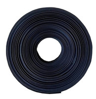 adhesive shrink tubing - Black Polyolefin Insulation Dual Wall Adhesive Lined Heat Shrink Tubing Sleeving Wire Wrap Dia m mm mm M Ft