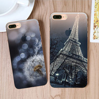 beautiful landscaping - 2016 hot sale cell phone Cases For iphone case beautiful landscape Painting ultra thin Soft TPU iphone S Plus Back protective Cover