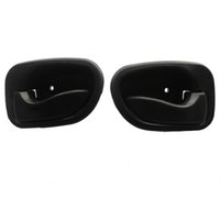 Wholesale Fit Hyundai Accent Inside Driver Left Side Front Rear Black Door Handle
