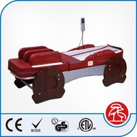 Wholesale New Arriveral Christmas Gift Healthcare Arm Airbag Jade Roller Stone Infrared Heating Spine Massage Bed Table