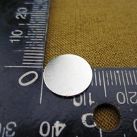 Grossiste 1000pcs N50 12mm x 1 mm Aimants ronds forts Dia 12x1mm aimant néodyme Aimant rares 12 * 1mm