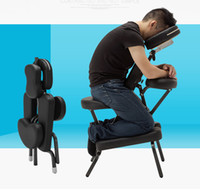 Wholesale Folding Relaxing Massage Chair Portable Tattoo Massage Chair Scraping Beauty and Health Care Chair