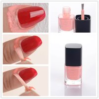 Wholesale 6ml Born Pretty Nail Polish Pink Liquid Tape Peel Off Base Coat Nail Art Liquid Palisade Nail Art Latex