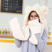 Wholesale 2016 new Women fur hat winter fur pompom hat natural fur beanies knittedwool cotton hat new fashion outdoor gorro cap