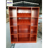 Wholesale waterproof fireproof wooden home furniture living room hot sale fashion customized size optional color red wine cabinet