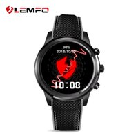 Wholesale LEMFO LEM5 Android MTK6580 GB GB Smart Watch Phone