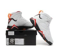 Unisex basketball court nets - Air Retro7 Womens Mens AThletics Cheap Sports S Hare Shoes Sports shoes Retro Basketball Shoes Nothing But Net Sweater Basketball Boots