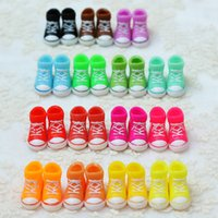 Wholesale Gift Toys for Girl pairs Fashion Doll Sports Shoes for Azone Licca OB Blyth Doll Shoes Ball Joints Doll Accessory