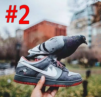 2017 Retro 1 Dunk Low Pro Premium SB New York Jpack Basketball Chaussures Hommes Femmes WAirlis Retros 1s Athlétisme Zapatillas Deportivas Sneakers