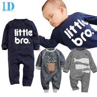 Unisex baby coverall - IDGIRL Infant Baby Romper Cartoon Long Sleeve Cute Spring Rompers Animal Print Coverall Jumpsuit Unisex Baby Clothes JY0328