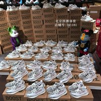 Jogging best value body - Original packaged box Best Price value Zebra v2 Real Kanye boost CP9654 sply original factory release sneakers men women shoes